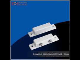 Bekabeld deurcontact - Okka