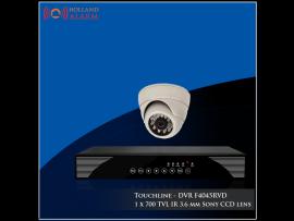 DVR - F4045RVD - 1 x 700 TVL IR