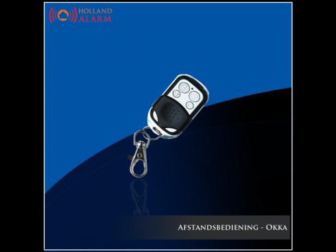 Afstandsbediening - Okka alarmsysteem