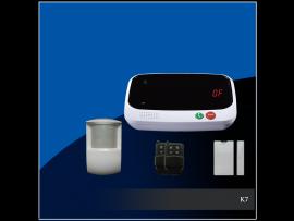 Draadloos GSM Alarmsysteem - K7 - zonder logo