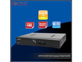 AVTECH DGD1304 Full HD Tribrid DVR Recorder